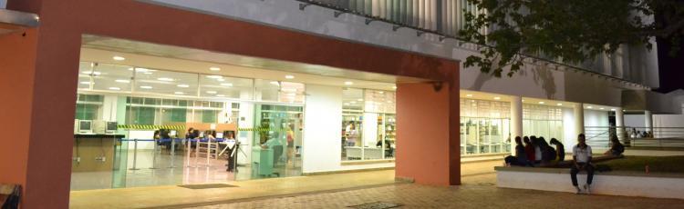 Bloco C - Campus Pontal (Ituiutaba)