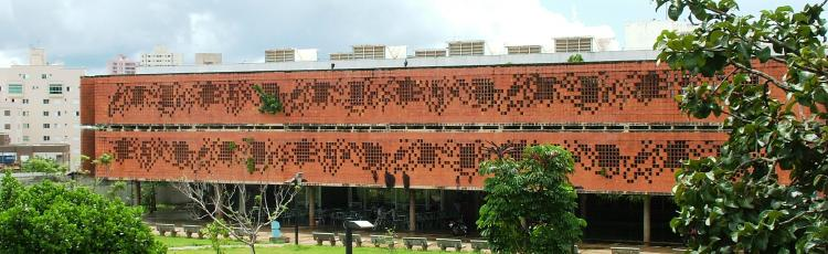 Biblioteca Central - Campus Santa Mônica
